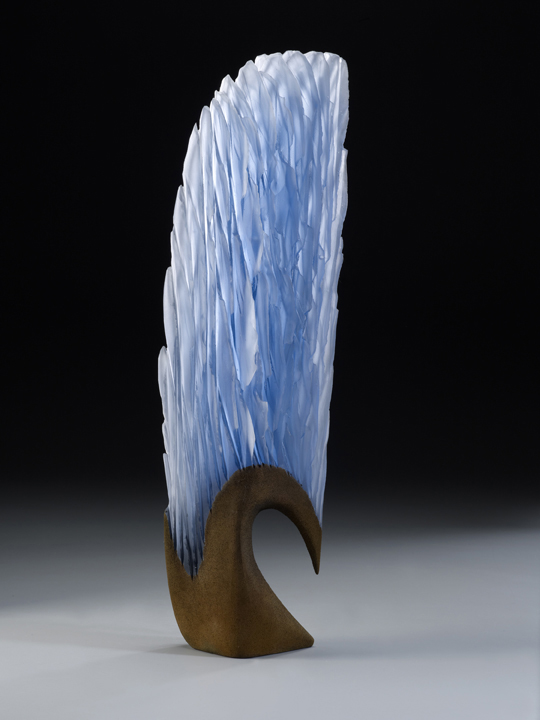 Fused glass sculptures pictures to pin on pinterest