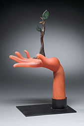 Joseph Hobbs - blown and sculpted glass