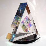 Dichroic Triangle